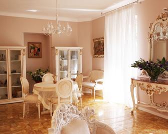 Hotel La Scogliera - Bordighera - Speisesaal