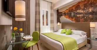 Hotel Villa Grazioli - רומא - חדר שינה