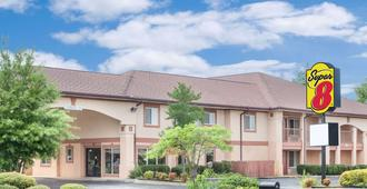 Super 8 by Wyndham Decatur Priceville - Decatur - Edificio
