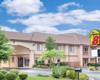 Super 8 by Wyndham Decatur Priceville - Decatur - Gebäude
