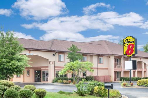 Super 8 by Wyndham Decatur Priceville - Decatur - Rakennus