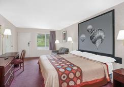 Super 8 by Wyndham Decatur Priceville - Decatur - Makuuhuone