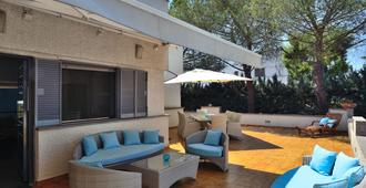 Bed And Breakfast La Villa - Bari - Patio