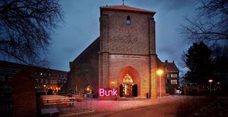 Bunk Hotel Amsterdam - Ámsterdam - Edificio