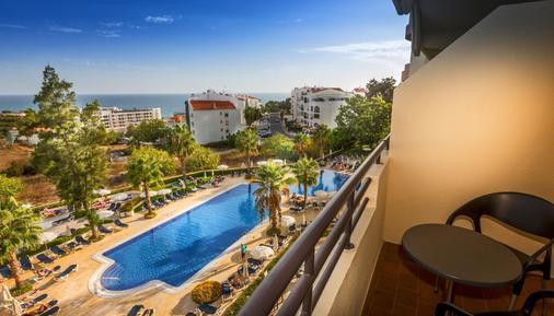 Vila Gale Cerro Alagoa Hotel - Αλμπουφέιρα - Μπαλκόνι