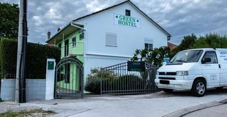 Green Hostel - Zadar - Building