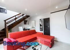 Penzion Apartments Benesova 6 - Kutná Hora - Sala de estar