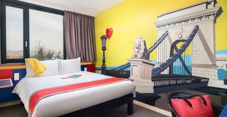ibis Styles Budapest Citywest - Budapest - Phòng ngủ
