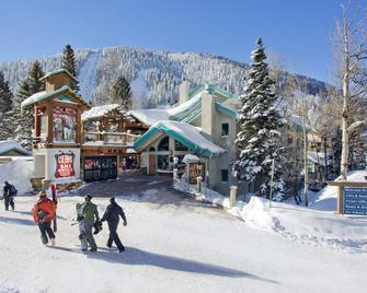 Alpine Village Suites - Taos Ski Valley - Außenansicht