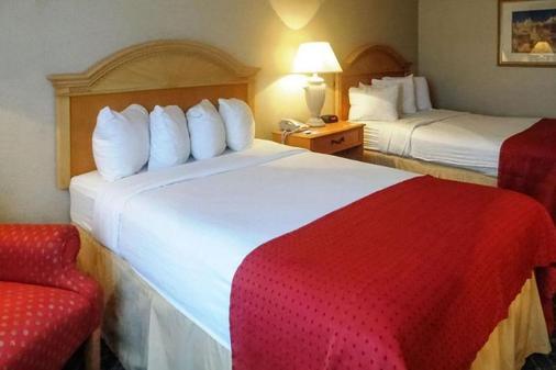 北方會議中心羅德威酒店 - 印第安那波里 - 印第安納波利斯 - 臥室