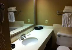 Caribbean Cove Hotel And Conference Center - Indianapolis - Bathroom