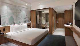 Novotel Mumbai Juhu Beach - Mumbai - Bedroom