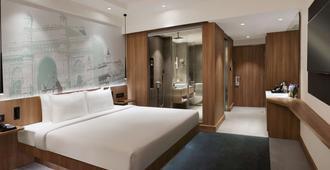 Novotel Mumbai Juhu Beach - Mumbai - Schlafzimmer