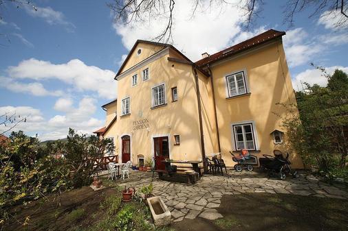 Penzion Gardena - Český Krumlov - Toà nhà