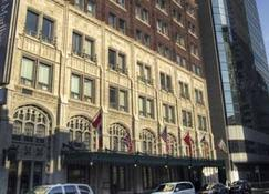The Marlborough Hotel - Winnipeg - Building