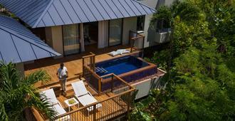 Raffles Seychelles - Grand'Anse Praslin