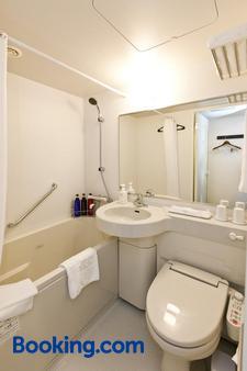 Sotetsu Fresa Inn Tokyo-Toyocho - Tokyo - Bathroom