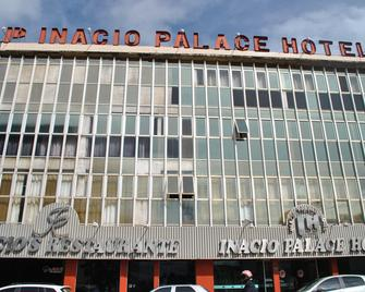 Inacio Palace Hotel - Rio Branco - Gebäude