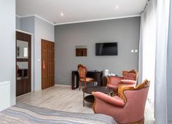 Royal Residence - גדנסק - סלון