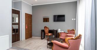 Royal Residence - Gdansk - Living room