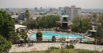 Hollywood Hills Hotel - Los Ángeles - Piscina