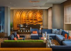 Courtyard by Marriott Winnipeg Airport - Вінніпег - Lounge