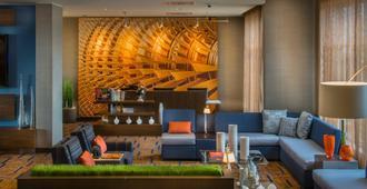 Courtyard by Marriott Winnipeg Airport - Winnipeg - Area lounge