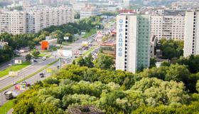 Вашотель Владыкино - Москва - Вид снаружи