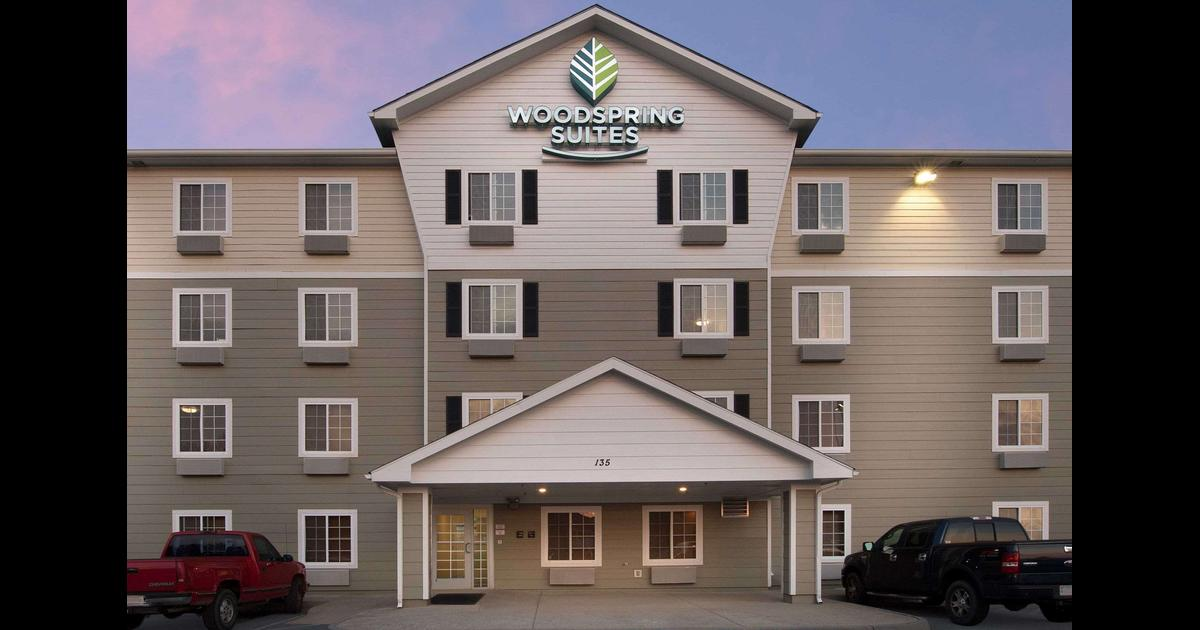 Woodspring Suites Johnson City 47 8 0 Johnson City Hotel Deals Reviews Kayak