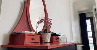 Hotel Erol - אייבאליק - נוחות החדר