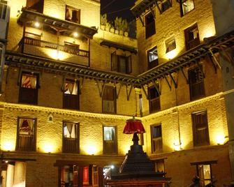 Temple House - Lalitpur - Building
