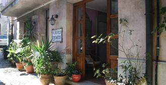Hotel Edelweiss - Erice - Outdoor view