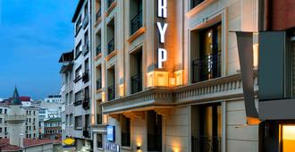 Tryp By Wyndham Istanbul Taksim - Istanbul - Building