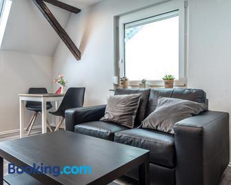 Ferienwohnung Kopf - Bad Buchau - Living room