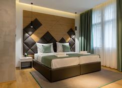Hotel Capital - Belgrado - Habitación