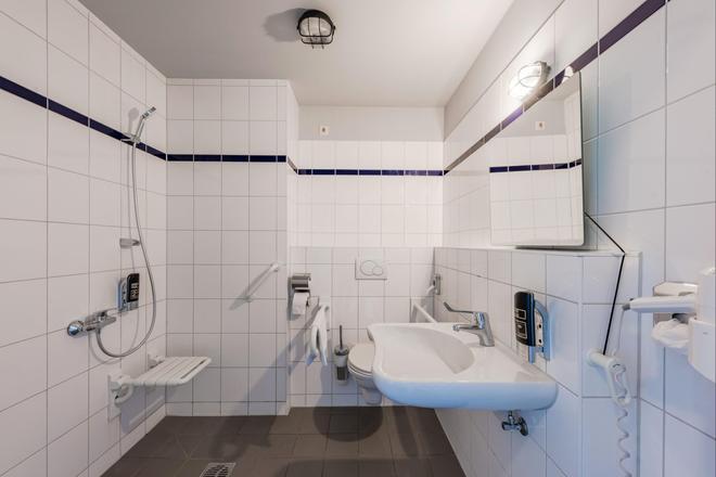 A&O 漢堡城市酒店 - 漢堡 - 漢堡 - 浴室
