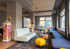 A&O 漢堡城市酒店 - 漢堡 - 漢堡 - 休閒室