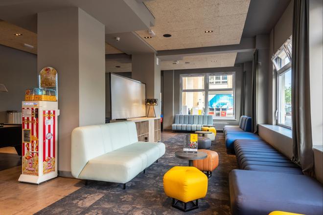 a&o Hamburg City - Hamburg - Lounge