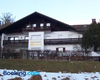 Pension Arbersonne - Bayerisch Eisenstein - Gebäude