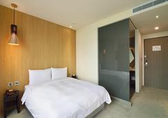 Hotelday Plus Hualien - Hualien City - Bedroom