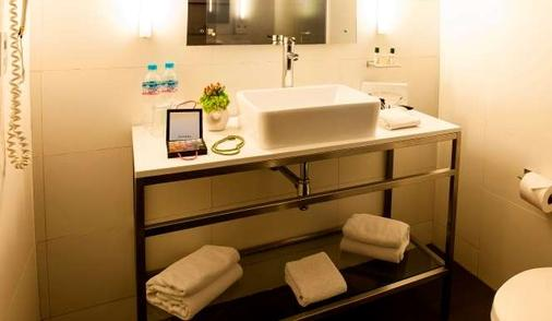 Hotel El Ejecutivo By Reforma Avenue - Mexico City - Phòng tắm