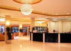 Majestic Hotel & Spa - Laganas - Rezeption