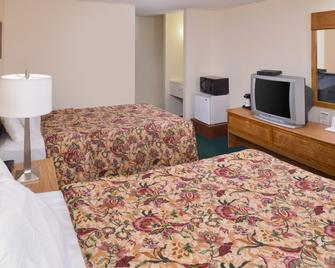 Red Carpet Inn Pulaski - Pulaski - Bedroom