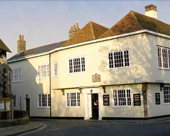 The Kings Arms Hotel - Sandwich - Edificio