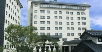 Route-Inn Grantia Akita Spa Resort - Акита - Здание