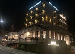 Hotel Montemar - Llanes - Edificio