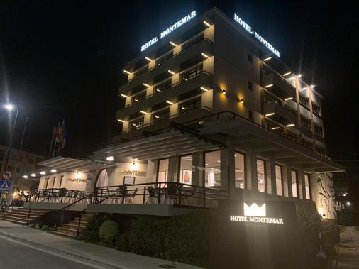 蒙特瑪律酒店 - 蘭尼斯 - 利亞內斯 - 建築