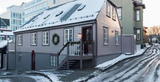 Reykjavik Treasure - Ρέυκιαβικ - Κτίριο