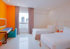 Hawthorn Hotel & Suites By Wyndham Jbr - Dubai - Bedroom