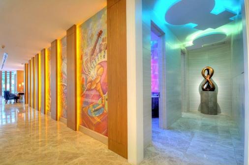 One One Bangkok Hotel - Bangkok - Hallway